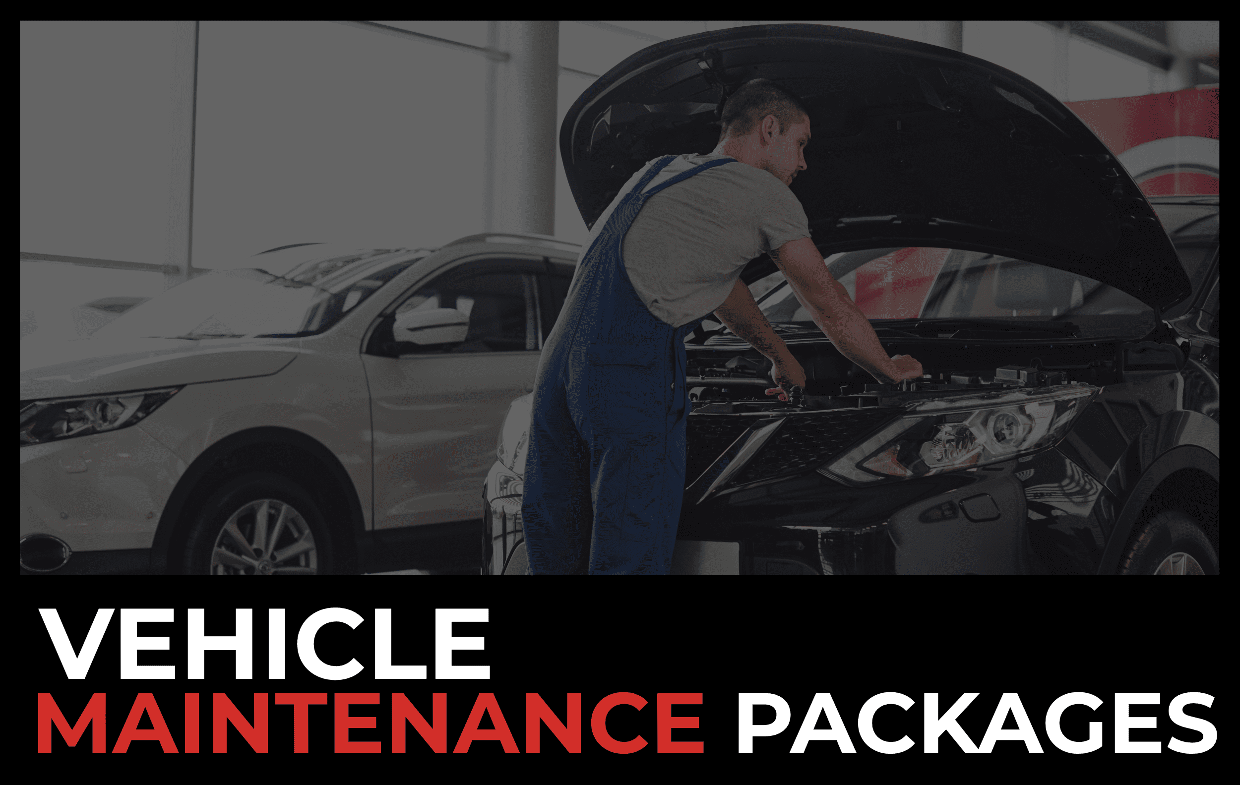 Vehicle Maintenance Packages