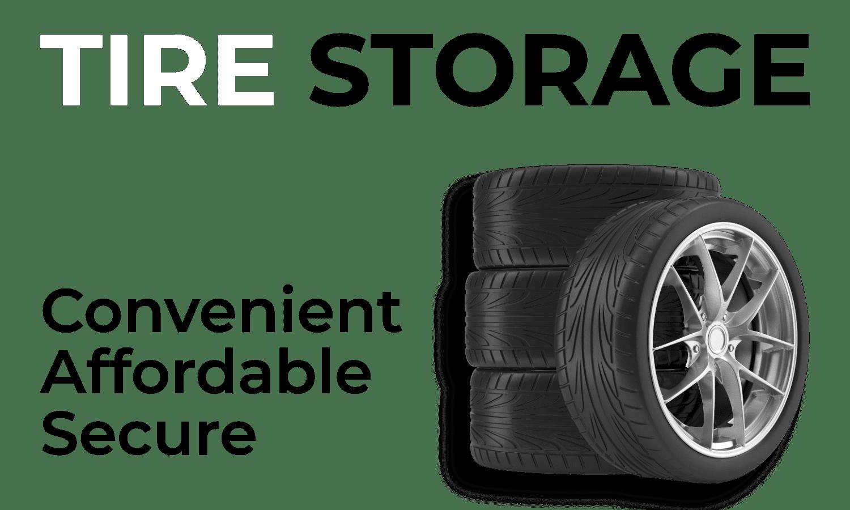 Tire Storage Central Tire
