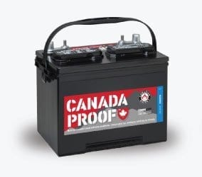 Canada Proof Battery